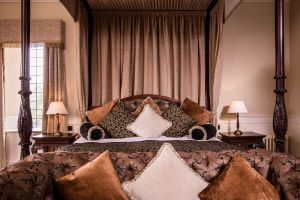 Bedrooms @ Lough Eske Castle
