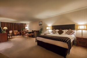 Bedrooms @ Knightsbrook Hotel & Golf Resort