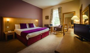 Bedrooms @ Roganstown Hotel & Country Club