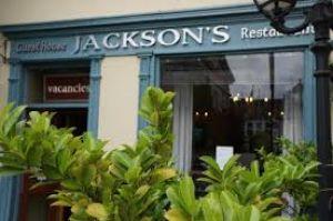 Jackson's Restaurant & Guesthouse
