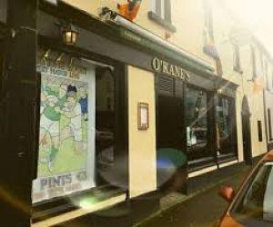 O'Kane's Bar Bagenalstown