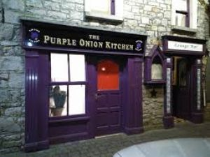 The Purple Onion Bar & Restaurant