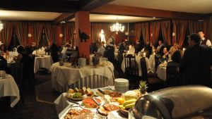 Restaurant @ Abbeyglen Castle