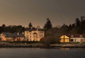 Screebe House, Connemara