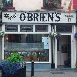 Martin Spider O'Brien's