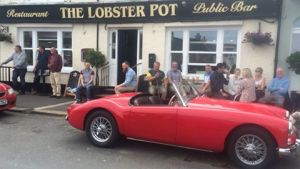 The Lobster Pot in Strangford