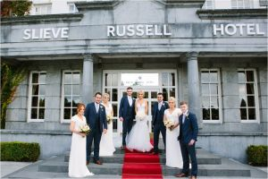 Weddings @ Sleve Russell Golf Hotel