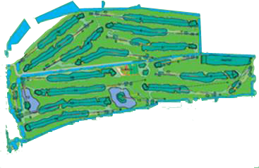 Cobh Golf Course Layout