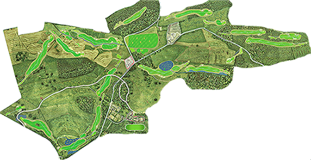 Farnham Estate Golf Course Layout