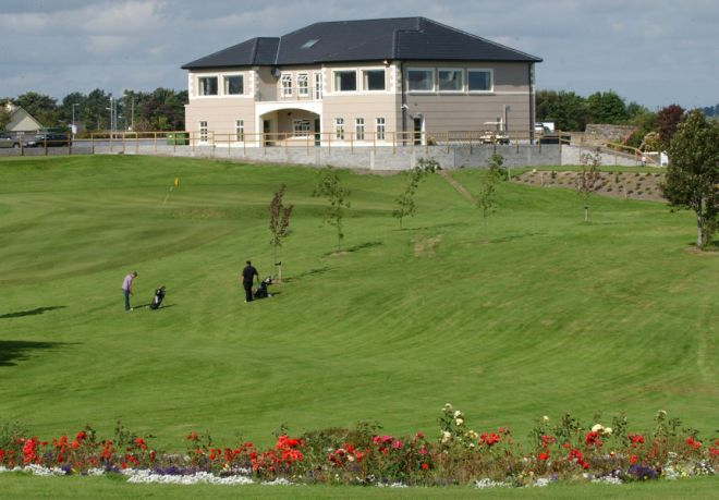 Ballina golf course Mayo