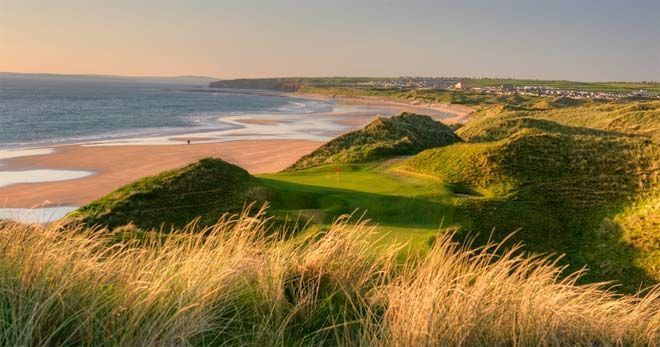 Ballybunion golf course Kerry
