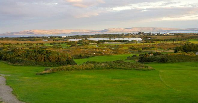 Bearna golf course Galway