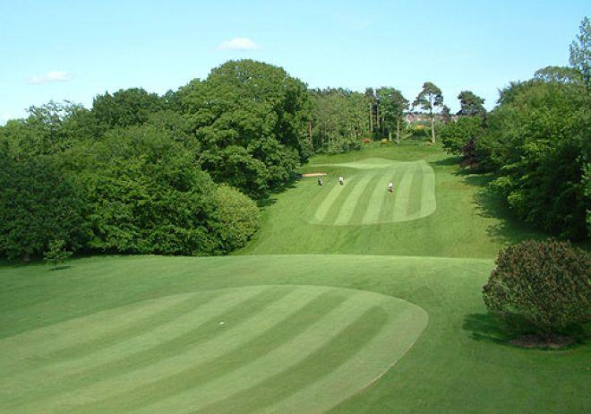 Belvoir Park Golf Club Down