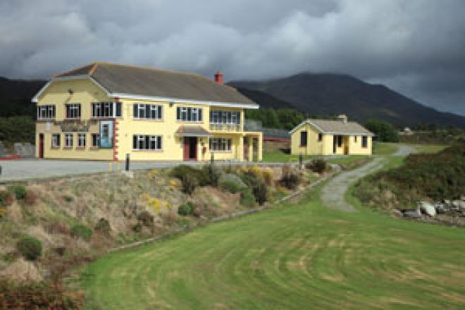 Berehaven golf course Cork