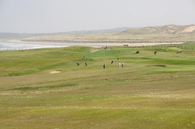 Bundoran golf course Donegal