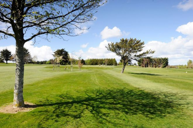 Carrickmines golf course Dublin