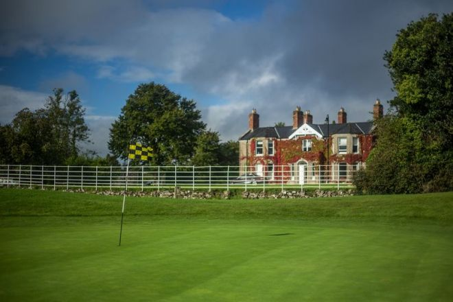 Castle Dargan golf course Sligo