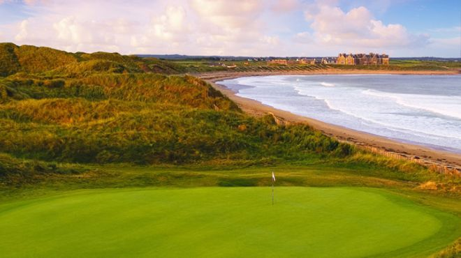 Doonbeg Golf Links golf course Clare