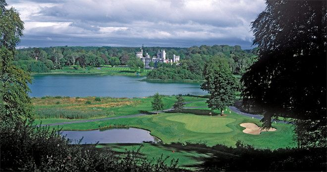 Dromoland Castle golf course Clare