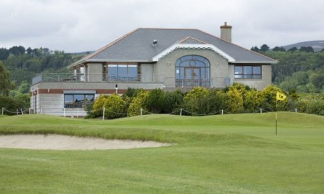 Dungarvan golf course Waterford