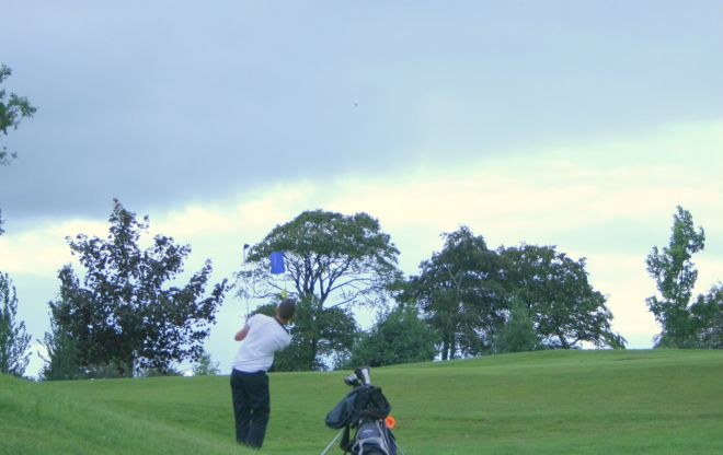 Dunmore Demesne golf course Galway
