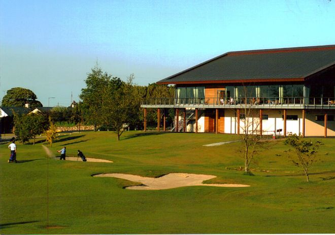 Enniscorthy golf course Wexford