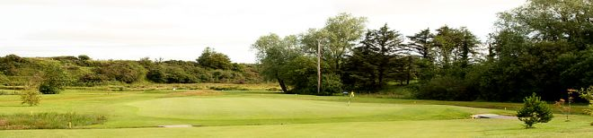 Faughan Valley golf course Derry