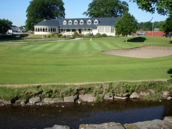 Fintona golf course Tyrone