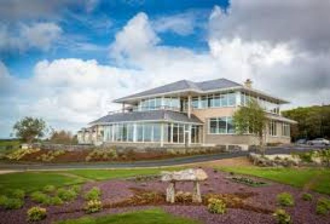 Galway Bay Golf Resort golf course Galway