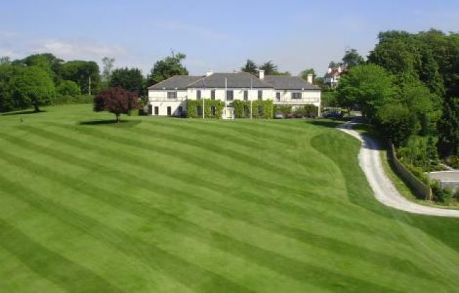 Greystones golf course Wicklow