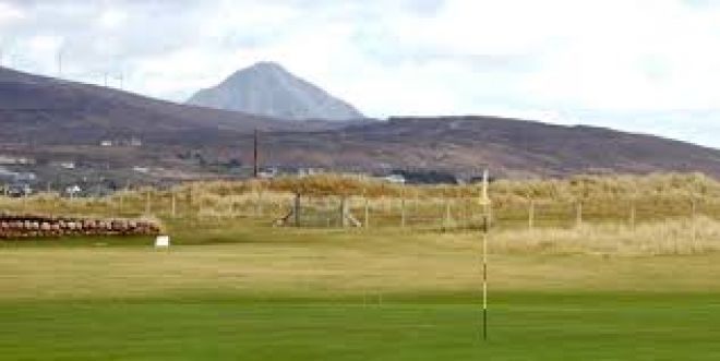 Gweedore golf course Donegal