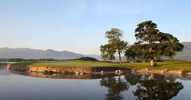 Killarney Killeen golf course Kerry