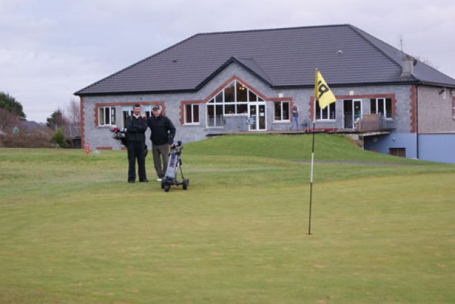Kilrush golf course Clare