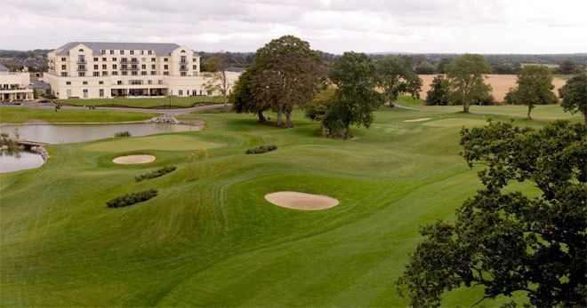Knightsbrook Golf Resort golf course Meath