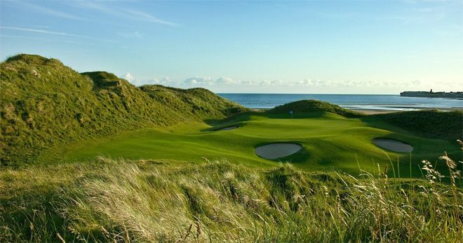 Lahinch golf course Clare