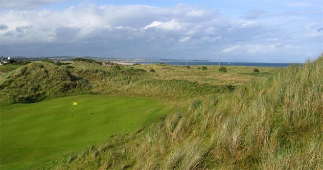 Laytown and Bettystown golf course Meath