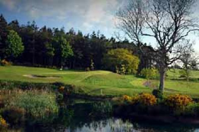 Leinster Hills golf course Carlow