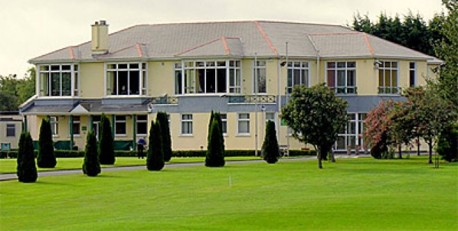 Lucan golf course Dublin