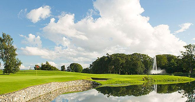 Milltown golf course Dublin