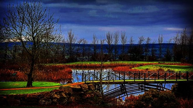 Mountain View golf course Kilkenny