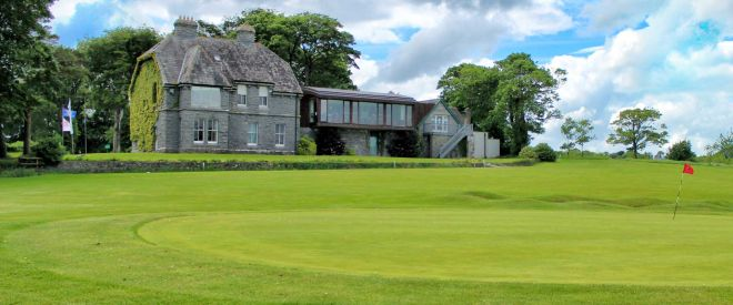Newcastle West golf course Limerick