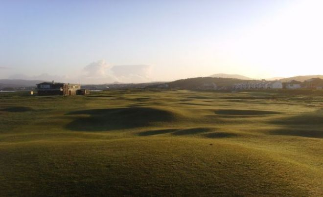 North West golf course Donegal