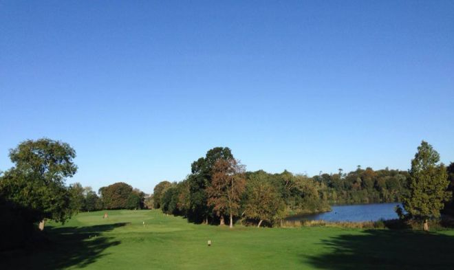 Nuremore golf course Monaghan