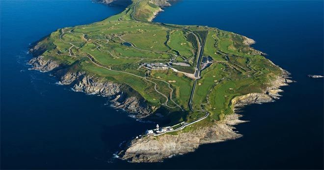 Old Head golf course Cork