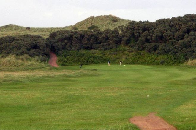 Rathmore golf course Antrim