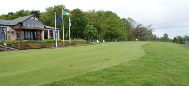 Royal Curragh golf course Kildare