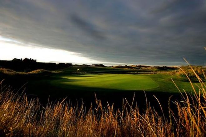 Seapoint golf course Louth
