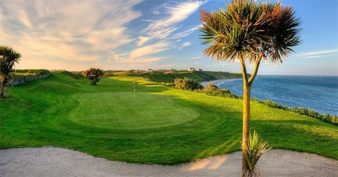 St Helen's Bay golf course Wexford