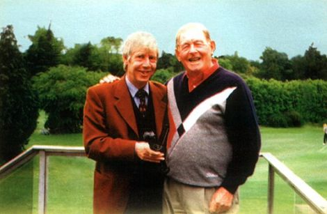 World Golf News » Christy O'Connor